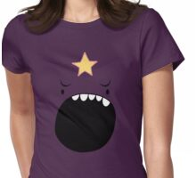 OH MY GLOBE! Womens Fitted T-Shirt