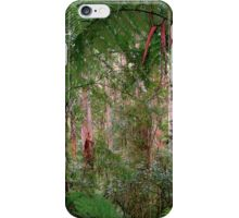 Green through and through iPhone Case/Skin
