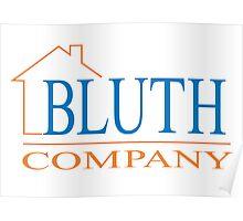 Bluth Company (big logo) Poster