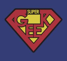 SUPER GEEK by viperbarratt
