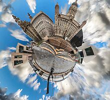 Liverpool Pier Head 360 Degree by Paul Madden