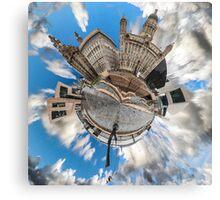 Liverpool Pier Head 360 Degree Canvas Print