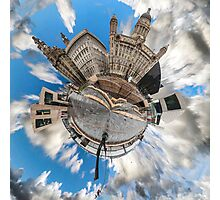 Liverpool Pier Head 360 Degree Photographic Print