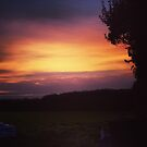 scilly isles sunset by hollyjade3