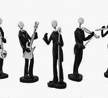 Music Band by MMPhotographyUK