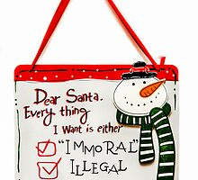 Dear Santa by MMPhotographyUK