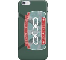 Breaking your chains iPhone Case/Skin
