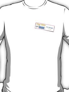 Mister Manager T-Shirt