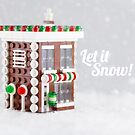 Let it Snow! by powerpig