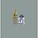 Droids by drawsgood