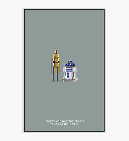 Droids Photographic Print