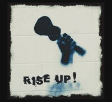 Rise Up! Against Unhappiness by BoulderGirl