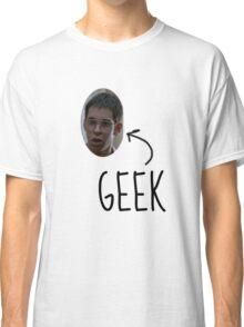 Bill Haverchuck is a geek. Classic T-Shirt