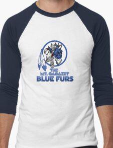 The Bluefurs Men's Baseball ¾ T-Shirt