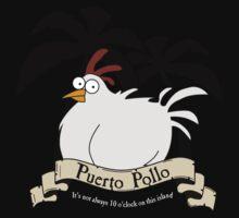 Puerto Pollo Kids Tee