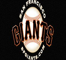 san francisco giants by frug12