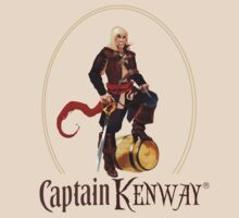 Kenway's Spiced Rhum by philtomato