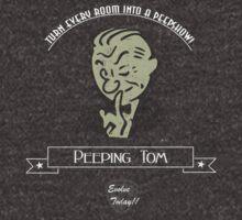 Peeping Tom Plasmid by rkrovs