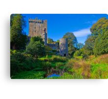 Ireland. Blarney Castle. Canvas Print