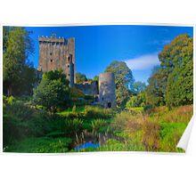Ireland. Blarney Castle. Poster