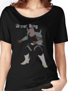Armor King Women's Relaxed Fit T-Shirt