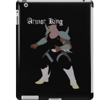 Armor King iPad Case/Skin