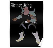 Armor King Poster