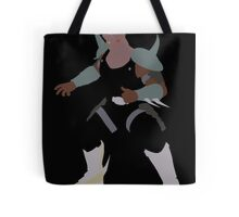 Armor King Tote Bag