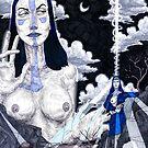 The Priestess by Jeremy Baum