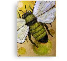 Flight of the Bumblebee II Canvas Print
