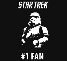 Star Trek #1 Fan by plutonick