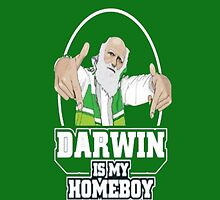 Homeboy Darwin by NewTeez