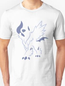 Mega Absol (Simple) Unisex T-Shirt