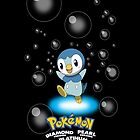 "Start With Piplup ""IPHONEs, S4 & S3 only"" by Winick-lim"