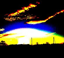 Armageddon In East Lothian? by Nik Watt