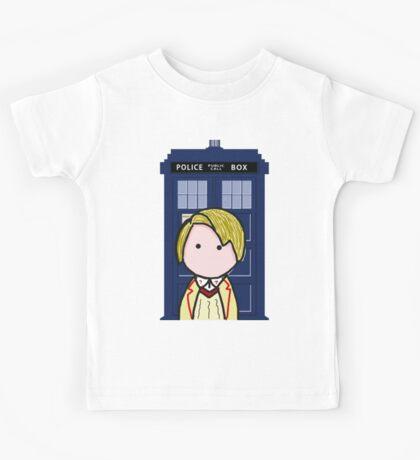 The 5th Doctor Kids Tee