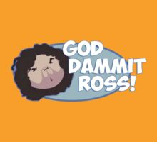 Game Grumps-God Dammit Ross by IncendiaryMelon