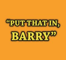 Game Grumps-Put That In, Barry by IncendiaryMelon