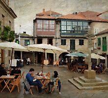 Prazas de Pontevedra by rentedochan