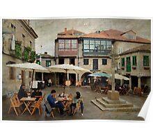 Prazas de Pontevedra Poster