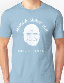 Waiola Shave Ice (White) Unisex T-Shirt