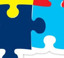 Autism Awareness Sticker