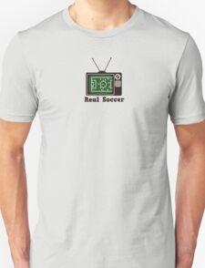 Real Socccer T-Shirt