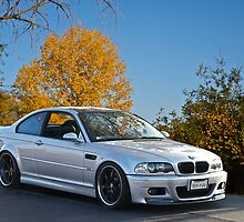 2005 BMW M5 Sports Coupe by DaveKoontz
