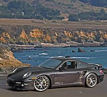 2012 Porsche Turbo S II by DaveKoontz