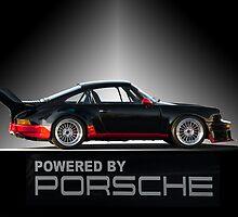 1977 Porsche 934 'Whale Tail' V by DaveKoontz