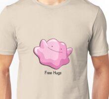 Ditto Free Hugs Unisex T-Shirt