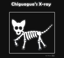 Chiguagua's X-ray (Limited Edition) by mago