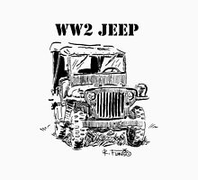 WW2 jeep Unisex T-Shirt