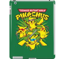 Teenage Mutant Ninja Pikachus iPad Case/Skin